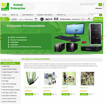 Website Design Services for Companies in Ghana